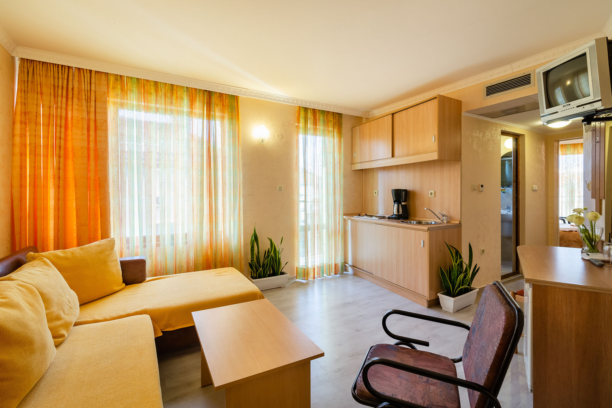 Apartment for two hotel Zeus Pomorie